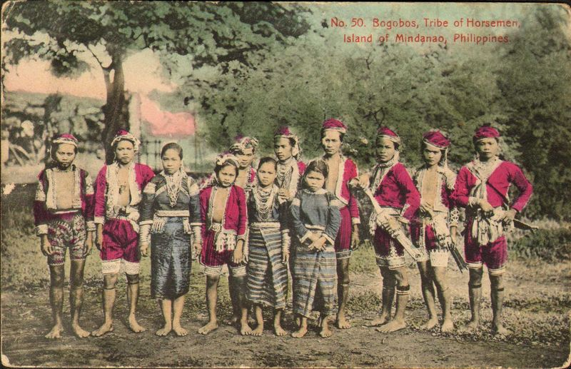 Bogobos-Tribesman-Mindanao
