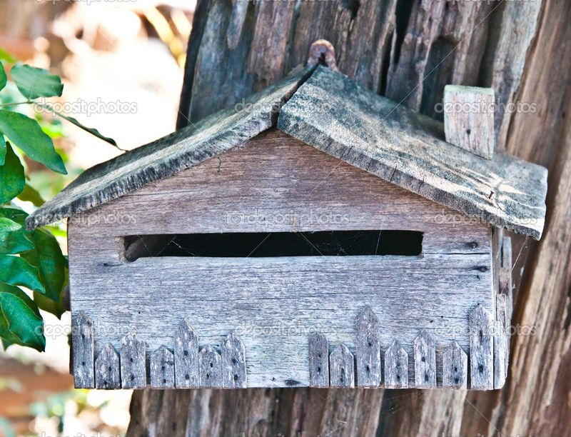Depositphotos_11948811-The-Old-wooden-mailbox
